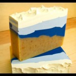 """""""Surf and Sand"""" soap by Bella Fresca"""
