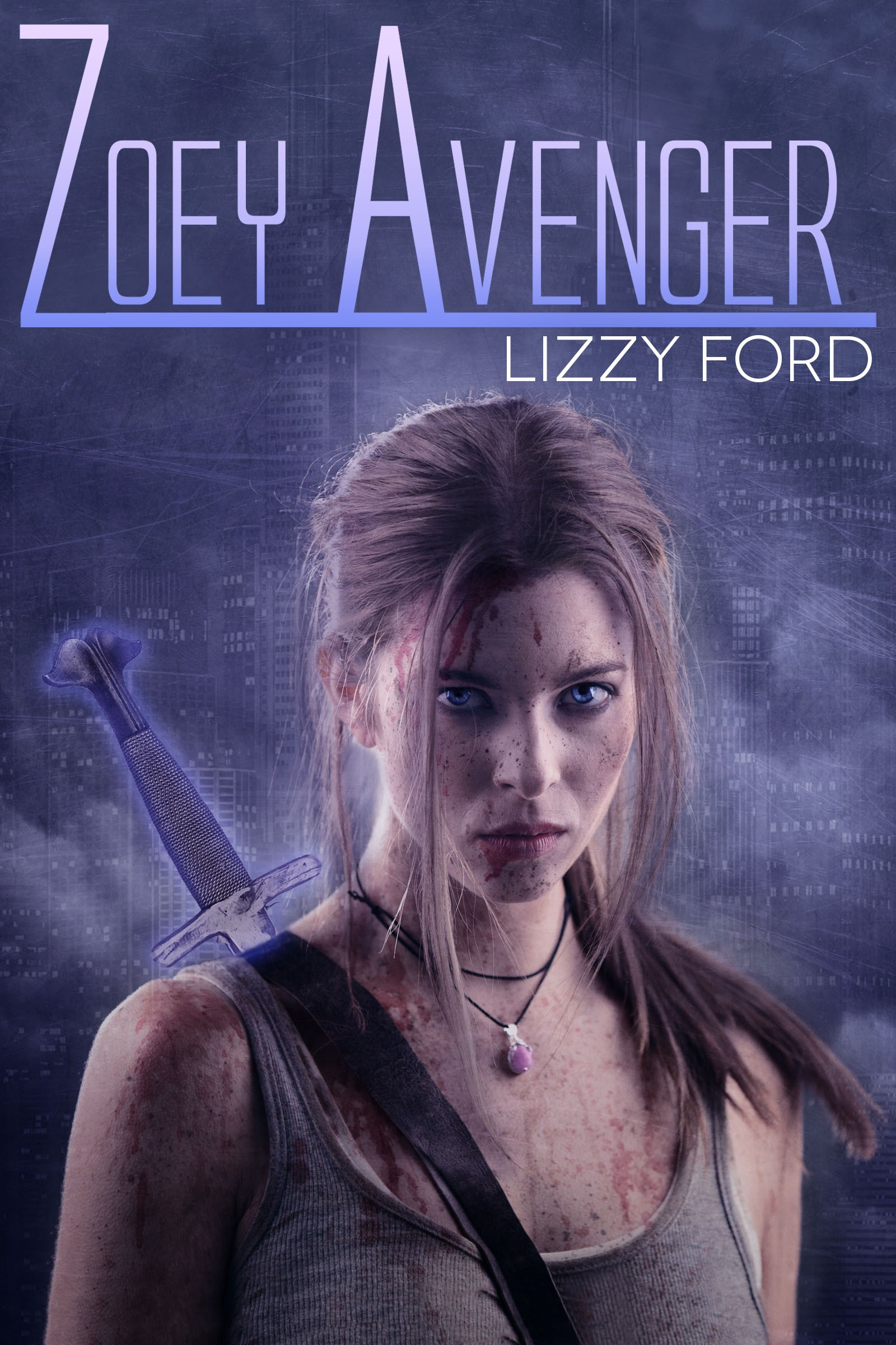 Zoey Avenger by Lizzy Ford