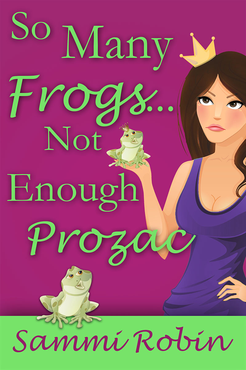 So Many Frogs Not Enough Prozac