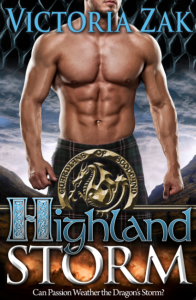Highland Storm by Victoria Zak